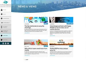 Interchange News & Views