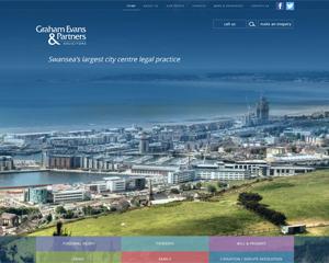 Graham Evans & Partners Website