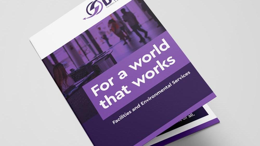 DRS A4 Brochure