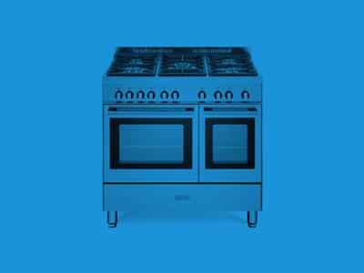 DeLonghi Range Cooker Thumbnail