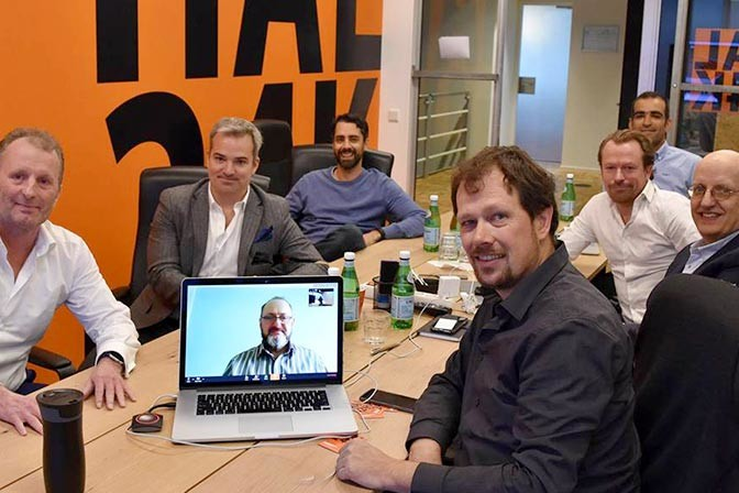 Hal24k Team Photo