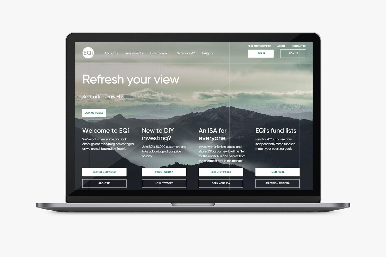 EQi Website